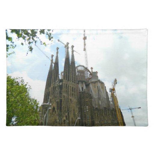Sagrada Familia, Barcelona Mantel