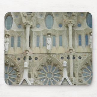 Sagrada Familia, Barcelona Mouse Pads