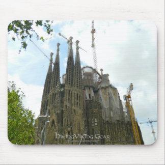 Sagrada Familia, Barcelona Mousepads