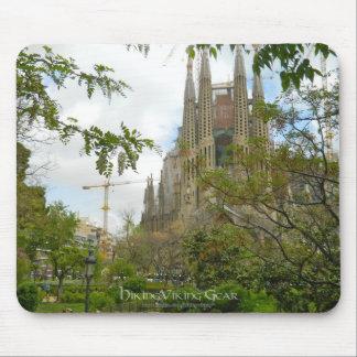 Sagrada Família, Barcelona Mouse Pads