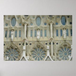 Sagrada Familia, Barcelona Posters