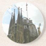 Sagrada Familia, Barcelona Posavasos Para Bebidas