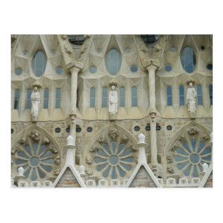 Sagrada Familia, Barcelona Postal