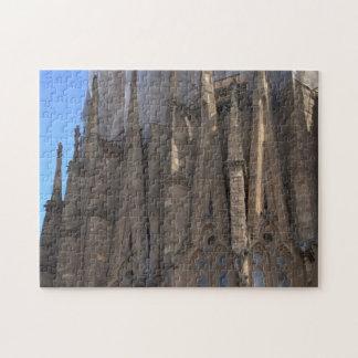 Sagrada Família, Barcelona Puzzle