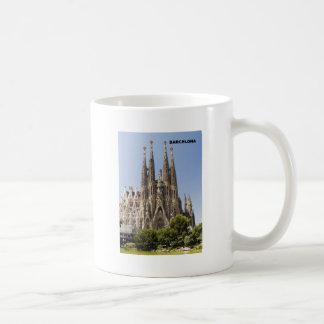Sagrada Familia Barcelona Spain Coffee Mug