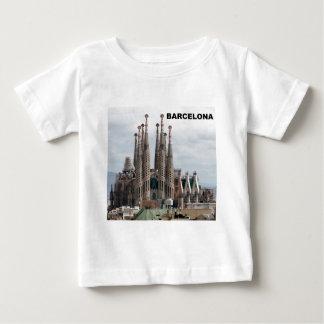 SAGRADA FAMILIA BARCELONA SPAIN (St.K) Baby T-Shirt