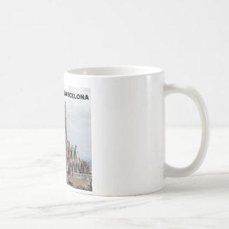 SAGRADA FAMILIA BARCELONA SPAIN (St.K) Coffee Mug