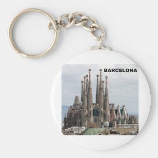 SAGRADA FAMILIA BARCELONA SPAIN (St.K) Keychain