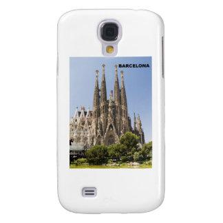 SAGRADA FAMILIA BARCELONA SPAIN (St.K) Samsung Galaxy S4 Case