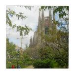 Sagrada Família, Barcelona Teja Cerámica