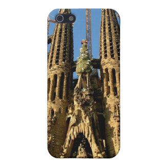 Sagrada Familia Case For iPhone SE/5/5s