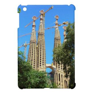 Sagrada Familia church in Barcelona, Spain Cover For The iPad Mini