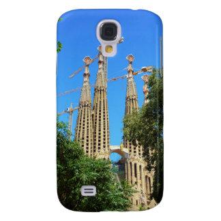 Sagrada Familia church in Barcelona, Spain Galaxy S4 Cover