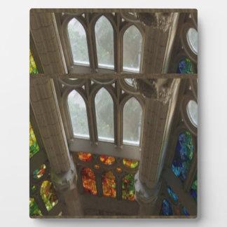 Sagrada familia Church Wall Windows Holy Spiritual Plaque