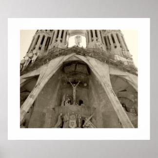 Sagrada Familia de Gaudi Posters