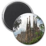 Sagrada Familia Imanes De Nevera