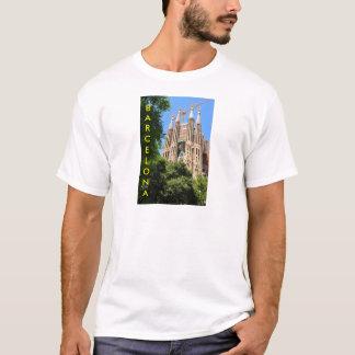 Sagrada Familia in Barcelona, Spain T-Shirt