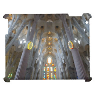 Sagrada Familia. Interior Case For The iPad