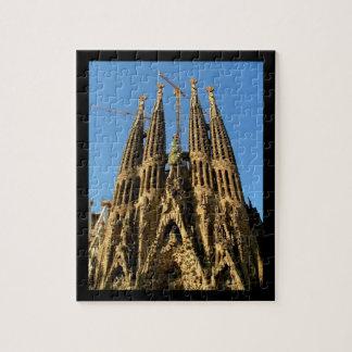 Sagrada Familia Jigsaw Puzzle