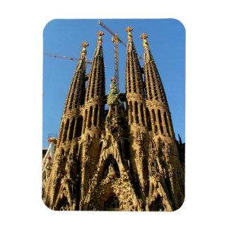 Sagrada Familia Magnet
