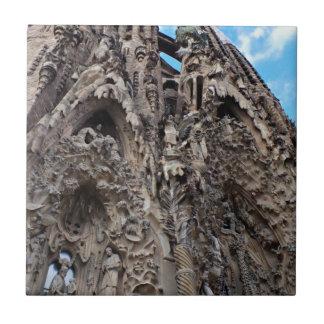 Sagrada Familia, natividad Façade - foto de Barcel Azulejos