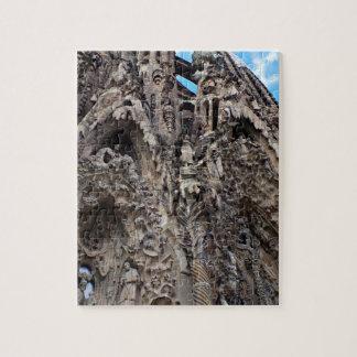 Sagrada Familia, natividad Façade - foto de Barcel Puzzles