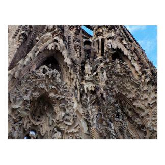 Sagrada Familia, natividad Façade - foto de Postales