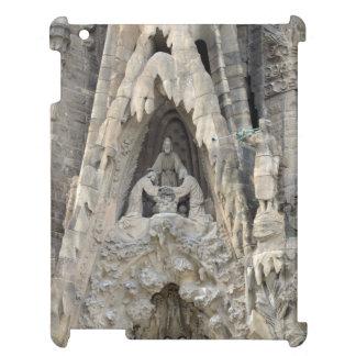 Sagrada Familia. Nativity facade Cover For The iPad 2 3 4