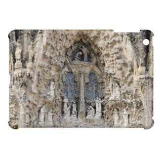 Sagrada Familia. Nativity facade iPad Mini Cover