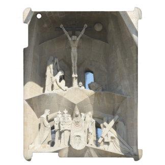 Sagrada Familia. Passion facade. iPad Case
