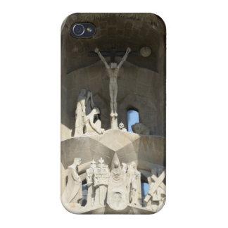 Sagrada Familia. Passion facade. iPhone 4/4S Case