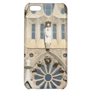 Sagrada Familia. Passion facade iPhone 5C Cases