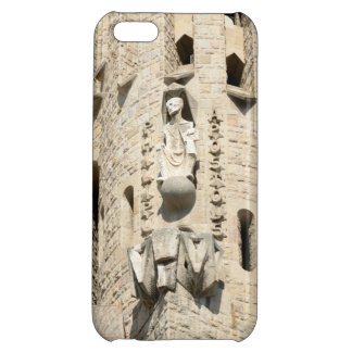 Sagrada Familia. Passion facade iPhone 5C Cover