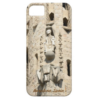 Sagrada Familia. Passion facade. iPhone SE/5/5s Case