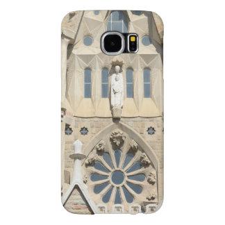 Sagrada Familia. Passion facade. Samsung Galaxy S6 Case