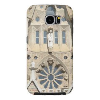 Sagrada Familia. Passion facade. Samsung Galaxy S6 Cases