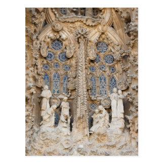 Sagrada Familia Postcard