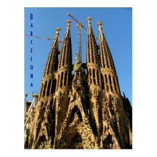Sagrada Familia Post Card