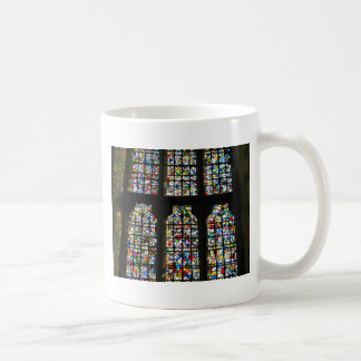 Sagrada Familia Stained Glass Barcelona Photograph Coffee Mug
