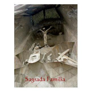 Sagrada Familia Tarjetas Postales
