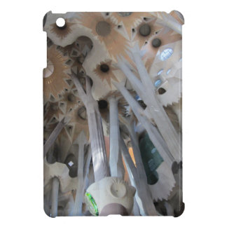 Sagrada Família's ceiling and columns Case For The iPad Mini