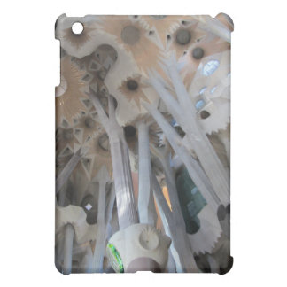 Sagrada Família's ceiling and columns Case For The iPad Mini