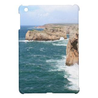 Sagres Algarve rugged coastline iPad Mini Covers