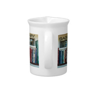 Saguache County Library Colorado Drink Pitcher