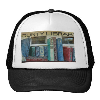 Saguache County Library, Colorado Trucker Hat