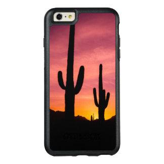 Saguaro cactus at sunrise, Arizona OtterBox iPhone 6/6s Plus Case