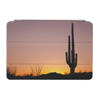 Saguaro Cactus at Sunset iPad Mini Cover