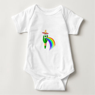 Saguaro Cactus Barfing A Rainbow Shirt