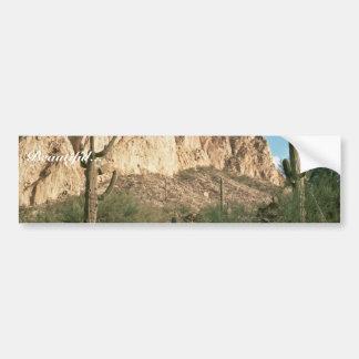 Saguaro Cactus Bumper Stickers
