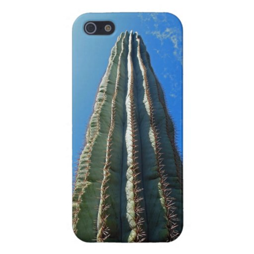 Saguaro Cactus Cover For iPhone 5